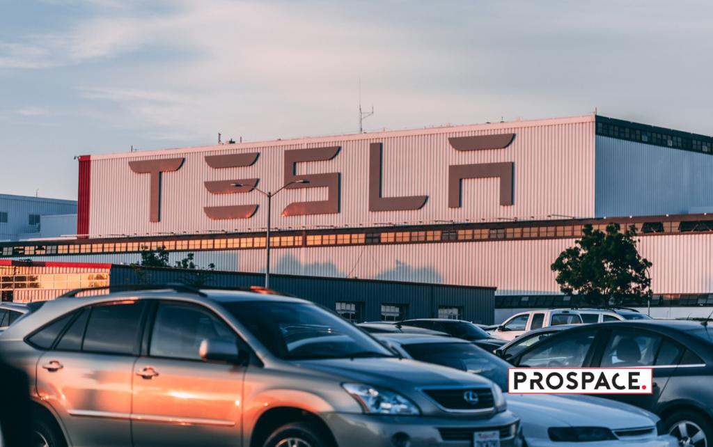 บริษัท Tesla